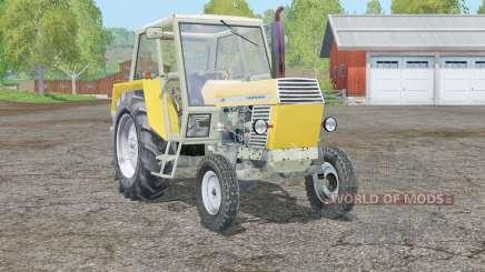 Ursus C-385〡öffnet die Elemente für Farming Simulator 2015