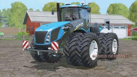 New Holland T9.700〡Indoor-Sound für Farming Simulator 2015