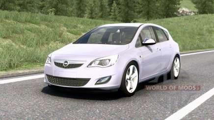 Opel Astra (J) Ձ010 für Euro Truck Simulator 2