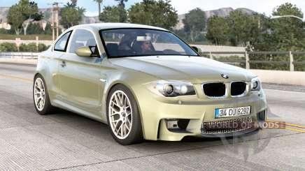 BMW 1M (E82) 2011 v1.4 für American Truck Simulator
