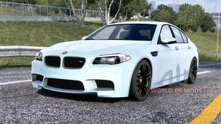 BMW M5 (F10) 2013 v1.4 für American Truck Simulator