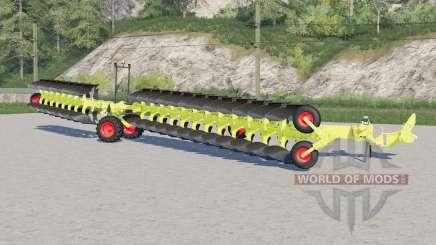 Gregoire Besson SPSL 9〡Arbeitsgeschwindigkeit 25 km-h für Farming Simulator 2017