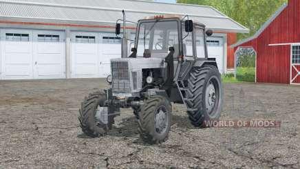 MTH-102 Belarus〡Consol Frontlader für Farming Simulator 2015