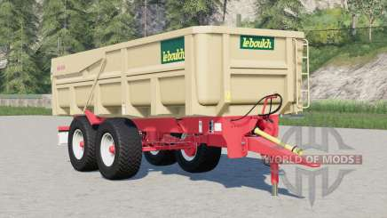 Leboulch Gold K150 pour Farming Simulator 2017