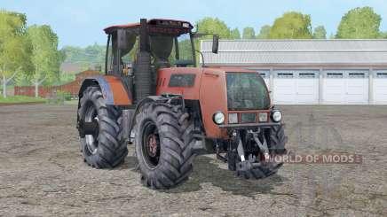 MTK-2522D Biélorussie pour Farming Simulator 2015