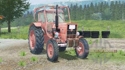 Mth-50 Biélorussie 〡prodefense clôture pour Farming Simulator 2013