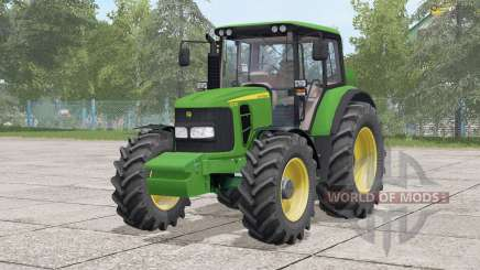 John Deere 63ろ0 für Farming Simulator 2017