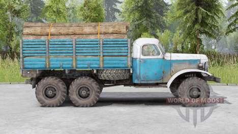 ZiL-157 v1.3 pour Spin Tires