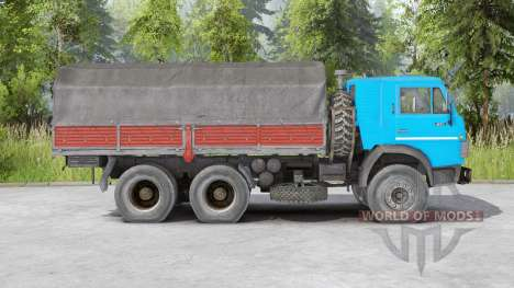 KamAZ-5410 v1.2 pour Spin Tires