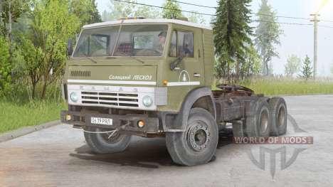 KAMAZ-5410 v1.3 pour Spin Tires