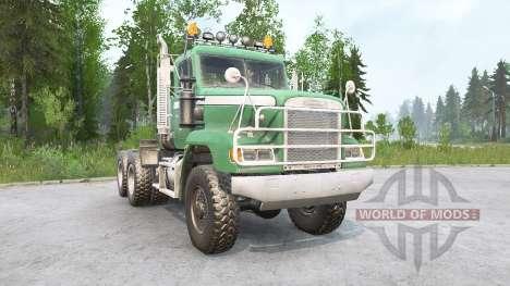 Freightliner M916A1 pour Spintires MudRunner