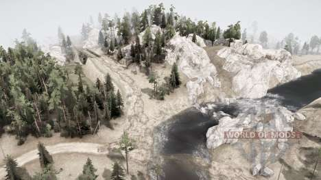 Gambit de l'Oural pour Spintires MudRunner