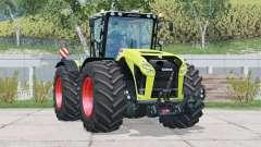 Claas Xerion 4500 Trac VҀ für Farming Simulator 2015