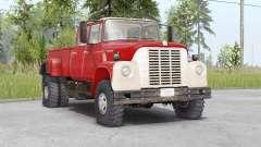 International Harvester Loadstar 1700 Crew Cab v1.1 pour Spin Tires