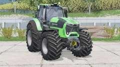 Deutz-Fahr 9340 TTV Agrotron〡speed augmenté pour Farming Simulator 2015