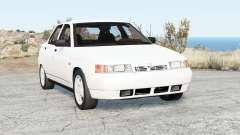VAZ-2110 (Lada 110) v4.0 für BeamNG Drive