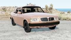 GAZ-3110 Volga v2.0 pour BeamNG Drive