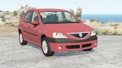 Dacia Logan Laureate 2004 für BeamNG Drive