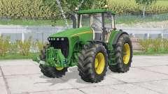 John Deere 8220〡mirrors réfléchir pour Farming Simulator 2015