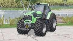 Deutz-Fahr 9340 TTV Agrotroɲ pour Farming Simulator 2015
