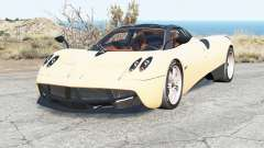 Pagani Huayra 2012 v2.0 pour BeamNG Drive