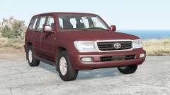 Toyota Land Cruiser (J100) 2005 für BeamNG Drive