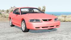Ford Mustang GT coupe 1996 v1.0 für BeamNG Drive