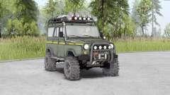 UAZ-31514 v1.5 pour Spin Tires