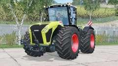Claas Xerion 4500 Trac VC〡mehr Leistung für Farming Simulator 2015