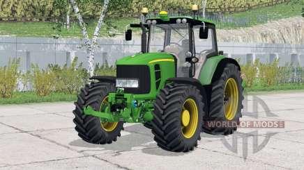 John Deere 7030 Premium für Farming Simulator 2015