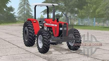 Massey Ferguson 275〡visual extras pour Farming Simulator 2017