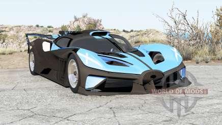 Bugatti Bolide 2020 für BeamNG Drive