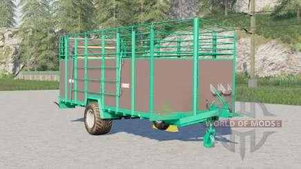 Knies VA8 pour Farming Simulator 2017