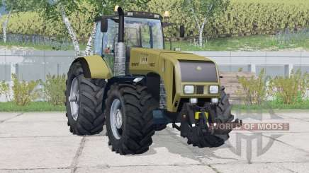 MTZ-3522 Biélorussie 41 sélection de couleurs pour Farming Simulator 2015