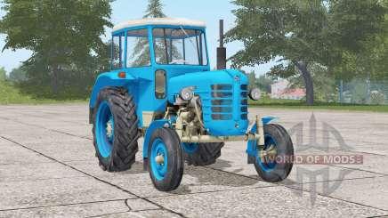 Zetor 3011〡Animationsteile für Farming Simulator 2017