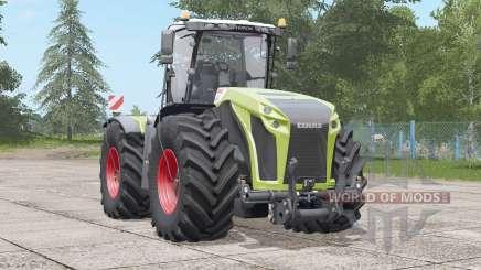 Claas Xerion Trac VC〡einstellbare Gewichte für Farming Simulator 2017
