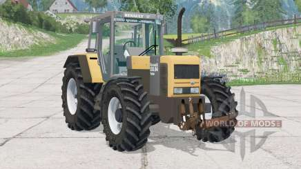 Renault 155.54 TX Turbꝍ pour Farming Simulator 2015