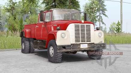 International Harvester Loadstar 1700 Crew Cab v1.1 für Spin Tires