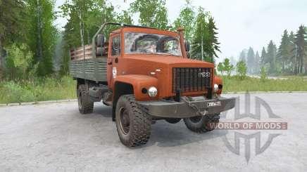 GAZ-3308 Sadkꝍ pour MudRunner