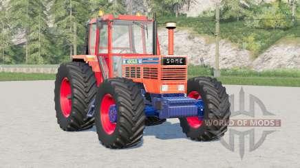 Same Hercules 160 für Farming Simulator 2017