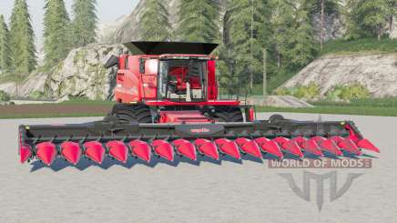 Case IH Axial-Flow 250 series〡tires config pour Farming Simulator 2017
