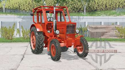 MTZ-50 Belarus 41Schutzzaun für Farming Simulator 2015