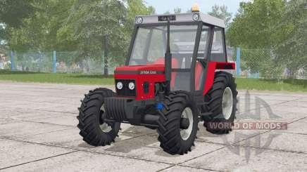 Zetor 524ƽ für Farming Simulator 2017