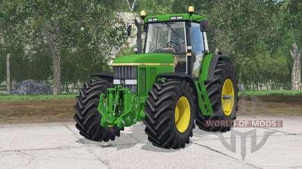 John Deere 7810〡verbesserte Fahrphysik für Farming Simulator 2015