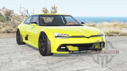 Hirochi eSBR Facelift v4.1 für BeamNG Drive