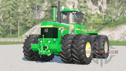 John Deere 8440〡fender configurations pour Farming Simulator 2017