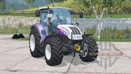 Steyr Multi 4115〡farbwahl für Farming Simulator 2015