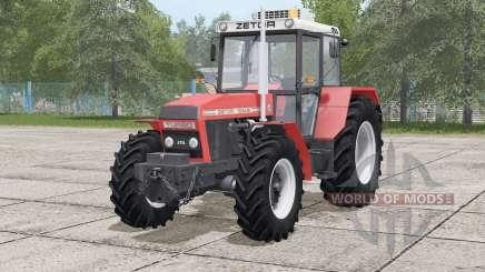 Zetor 16245 Turbꝍ für Farming Simulator 2017