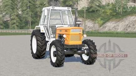 Fiat 1000 DT〡Motorkonfigurationen für Farming Simulator 2017