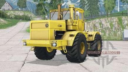 Arbre de transmission rotatif Kirovets K-700A pour Farming Simulator 2015